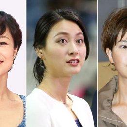 テレビ報道番組の明暗 小川彩佳と有働由美子は○で…×は?