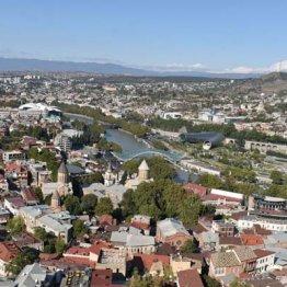 仏作家デュマも魅了したジョージア・トビリシの温泉都市