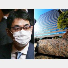 進退きわまった河井克行前法相、検察庁の本気度がうかがえる(C)日刊ゲンダイ