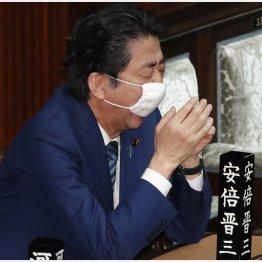 退陣すべき(安倍首相)/(C)日刊ゲンダイ