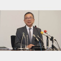 村井チェアマン、は全員実施は「現実的ではない」と(C)Norio ROKUKAWA/office La Strada