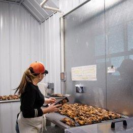 経済活動再開の米国で食肉加工場のコロナ感染が激増