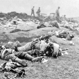 わずか200人の日本兵陣地に5万発の銃弾が浴びせられた