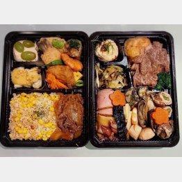 「食堂とだか」のお弁当(C)日刊ゲンダイ