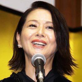 小泉今日子が国会議員になる日 湧き上がる政界進出待望論