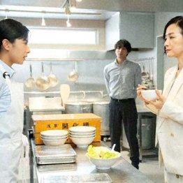 「行列の女神」鈴木京香が演じる凄腕コンサルがよく似合う