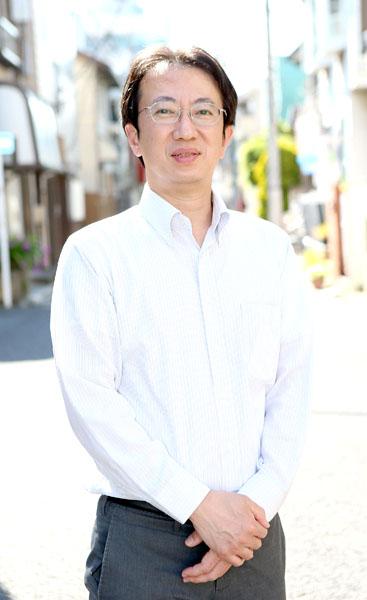 稲葉剛氏(C)日刊ゲンダイ