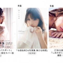 ベスト10に6冊の快挙…乃木坂46写真集がバカ売れするワケ