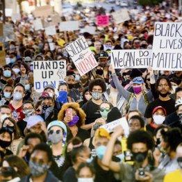 全米デモ衝突激化でトランプ批判は必至 安倍首相は沈黙か