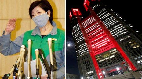 コロナ再拡大で東京アラート発動 原因は飲食店クラスター