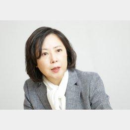 石井妙子氏(C)日刊ゲンダイ