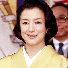 「行列の女神」極寒ロケで鈴木京香が配った手土産の気配り
