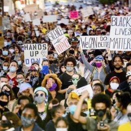 自治体やメディアが呼びかける抗議デモでのコロナ対策
