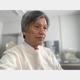 東大先端科学技術センター がん・代謝プロジェクトリーダーの児玉龍彦氏(本人提供)