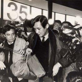 1981年ロス疑惑<後>一美さん殴打の現場宿を訪ねる日本人客