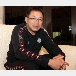 日本サッカー協会の技術委員長に就任した反町康治氏(C)日刊ゲンダイ