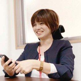 NTTドコモの渡部瑞季さん