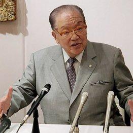 "IR誘致反対の""ハマのドン""藤木氏 退任会見で菅氏バッサリ"