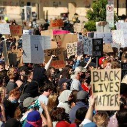 抗議行動はとてつもなく拡大した