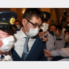 河井前法相本人は「不正なことはしていない」と容疑を否認(C)日刊ゲンダイ