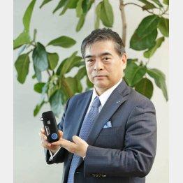 アクアバンクの竹原タカシ社長(C)日刊ゲンダイ