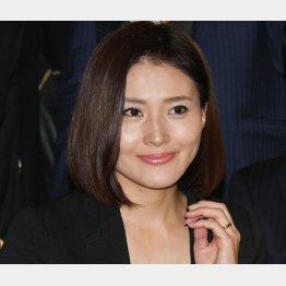 自民党の元衆院議員で、安倍チルドレンの金子恵美氏(C)日刊ゲンダイ