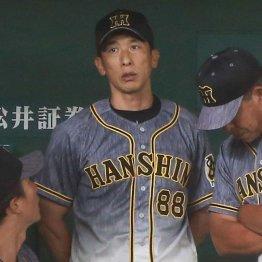 矢野阪神 開幕から1勝6敗の借金5…貧打を招いた本当の戦犯