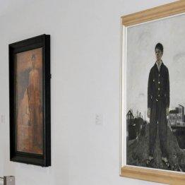 重要文化財候補ラストに「抵抗の画家」松本竣介を推したい