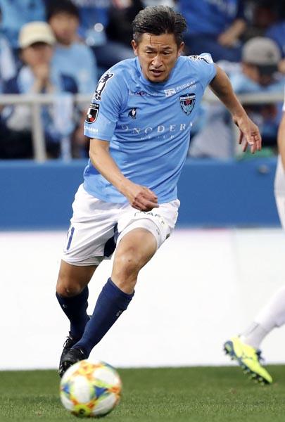 【三浦知良】J1再開で注目 横浜FCカズは今年も監督のクビを切るのか?|サッカー|日刊ゲンダイDIGITAL