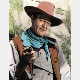 ジョン・ウェインはハリウッドのタカ派だった(C)AF Archive/Mary Evans Picture Library/共同通信イメージズ
