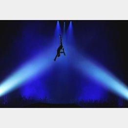 シルク・ドゥ・ソレイユのロンドン公演(C)ロイター