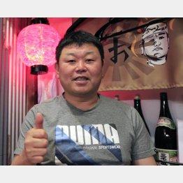 野球解説者のデーブ大久保さん(C)日刊ゲンダイ
