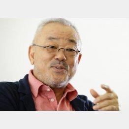 映画監督の井筒和幸氏(C)日刊ゲンダイ