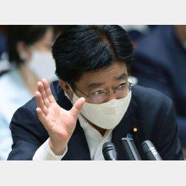 国会閉会後にシレッと公表(C)日刊ゲンダイ