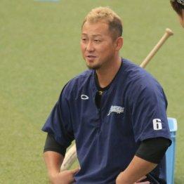 ここまで6本塁打と打線を引っ張る中田