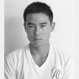 1964年東京五輪サッカー代表の継谷昌三(C)共同通信社