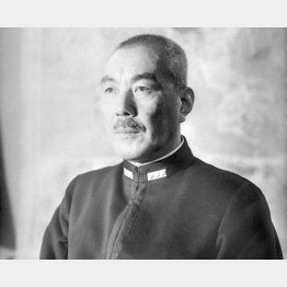 及川古志郎は「命令の形では行って欲しくない」と伝えたという(C)共同通信社