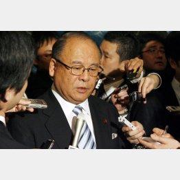 小泉政権時に自民党幹事長を務めた武部勤氏(C)日刊ゲンダイ