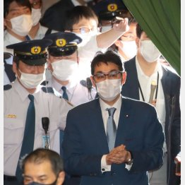 河井克行前法相は「ブータン議連」の幹事長だった(C)日刊ゲンダイ