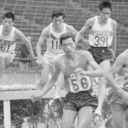 猿渡は1965(昭和40)年から日本選手権5連覇、71年からは小山隆治(央)が6連覇を達成
