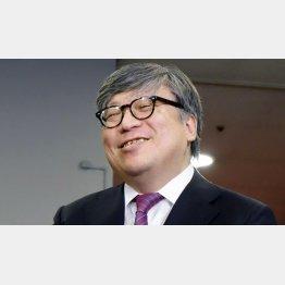 菊池桃子の夫、経産省の新原浩朗経済産業政策局長(C)共同通信社