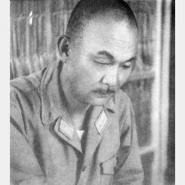 栗林忠道は硫黄島の戦いの指揮を執り、1945年3月、同地で戦没した(C)共同通信社