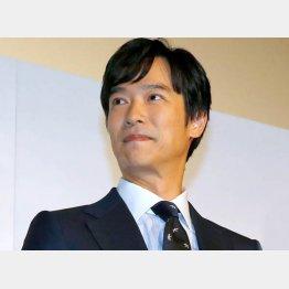 堺雅人(C)日刊ゲンダイ