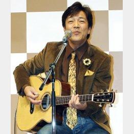 歌手の野口五郎(C)日刊ゲンダイ