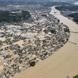 川辺川ダム建設は短絡的 洪水対策は進化するテクノロジー