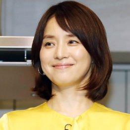 """石田ゆり子""""奇跡""""は進行形「かわいい50歳以上女優」で1位"""