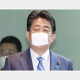 「日本モデルの力」で…(安倍首相)/(C)共同通信社