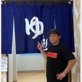 内柴正人さん(C)日刊ゲンダイ