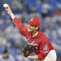 広島エース大瀬良が2回33球緊急降板…首脳陣の無策際立つ