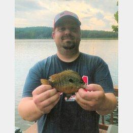 写真はミズーリ州自然保護局のフェイスブックから